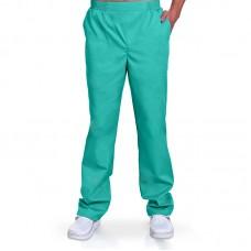 101 Брюки медицинские мужские (резинка,с карманами)