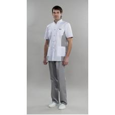 Костюм медицинский, мужской модель кЕ № 100.0