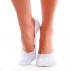 Носки-следки женские Medical Comfort белые